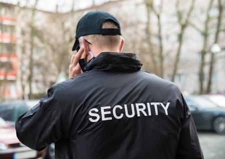 agent de surveillance pour IRFA