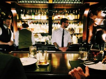Formation de Barman avec IRFA