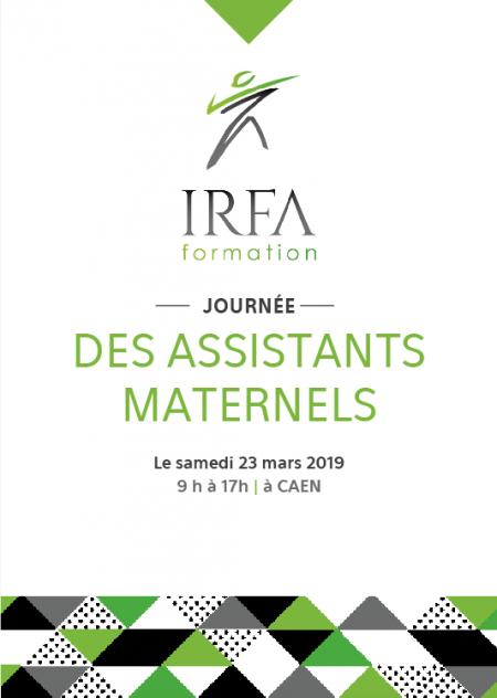 journée des assistants maternels avec IRFA